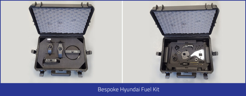 Bespoke Fuel Kit