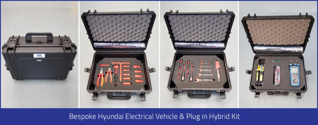 automotive tools plug in hybrid tool kit