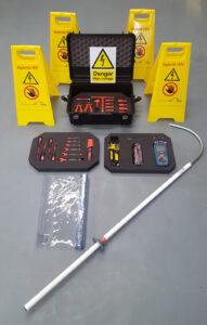 automotive tools plug in hybrid tool kit for Hyundai plus signage