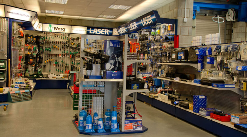 Automotive Tools - Inside Our Shop