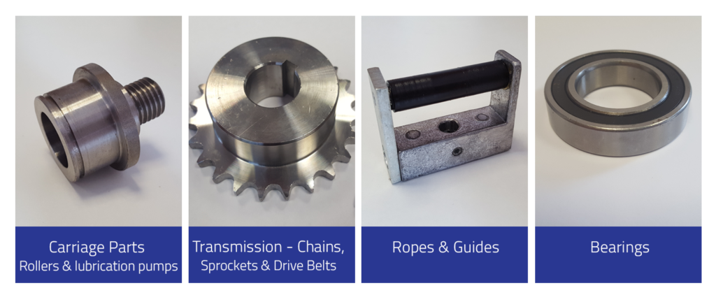 Automotive Tools OMCN Spare Parts