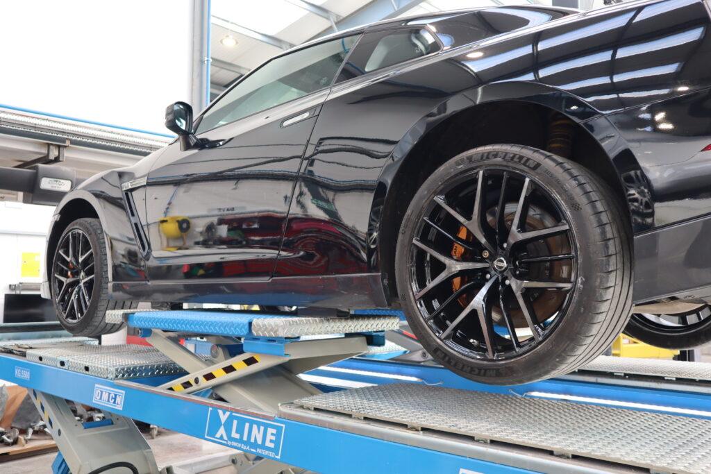 xline car lift
